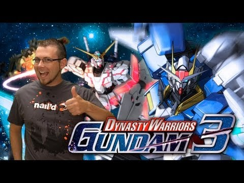 Dynasty Warriors: Gundam 3 Review -pQKs-gDCifs