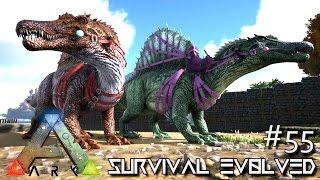 getlinkyoutube.com-ARK: Survival Evolved - TAMING SPINOSAURUS !!! [Ep 55] (Server Gameplay)