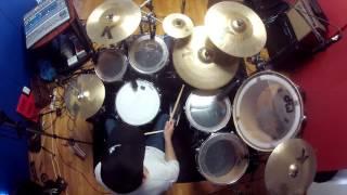 O-Praise-the-Name-Anstasis-Hillsong-Worship-Drum-Cover-Sal-Arnita width=