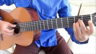 getlinkyoutube.com-Belajar Kunci Gitar Jamrud Pelangi Di Matamu
