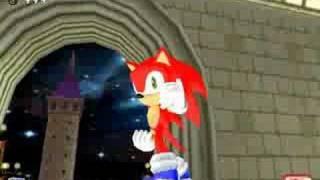 getlinkyoutube.com-Sonic Adventure DX: Hacked Characters