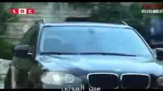 مقتل ابو نبال على يد جابر مشهد من مسلسل منبر الموتى