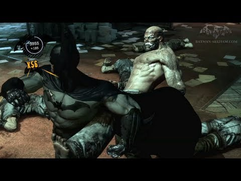 Batman: Arkham Asylum Walkthrough - Chapter 22 - Breaking into the Mansion