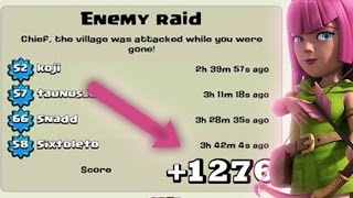 getlinkyoutube.com-*NEW UPDATE* BEST TH9 HYBRID BASE EVER? WITH BOMB TOWER