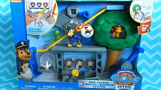 getlinkyoutube.com-Paw Patrol Rescue Training Center Chickaletta Kitty Chase Toys