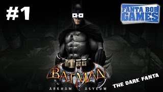 getlinkyoutube.com-Batman Arkham Asylum - Ep.1 - Playthrough FR HD par TheFantasio974
