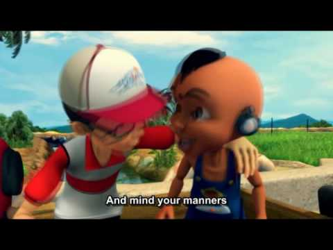 geng upin ipin-ito(damai)