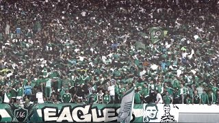 getlinkyoutube.com-Curva Sud Magana : Ambiance des matchs Raja vs Mas, Kac, Fus (Ultras Eagles)