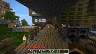 getlinkyoutube.com-Minecraft Survival Forteca odc.4 - Husiek & MisterCe Sezon II / Padaka :(