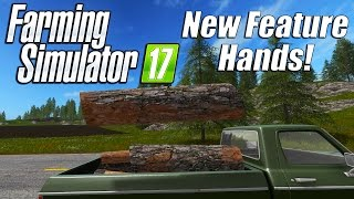 getlinkyoutube.com-Farming Simulator 17 - New Feature: Hands!
