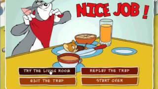 getlinkyoutube.com-Tom and Jerry Tom's Trap O'Matic Walkthrough