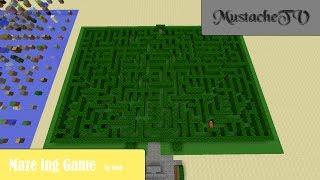 getlinkyoutube.com-Minecraft:ตะลุย เขาวงกต กับ แน็ค // Maze Adventure