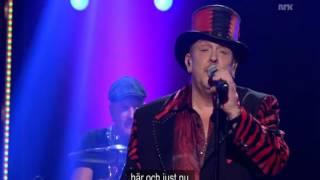 getlinkyoutube.com-Lasse Stefanz Det regnar och regnar med text