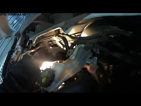 Ремонт турбины Мазда CX 5