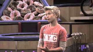 getlinkyoutube.com-Game Shakers Season 1 episode 12 | Lost Jacket, Falling Pigeons