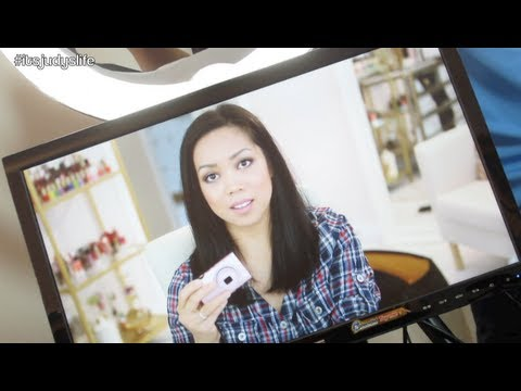 Makeup Studio Lighting Equipment - May 21, 2013 - itsJudysLife Vlog