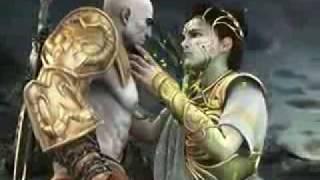 God of War II - Killing Athena!!!