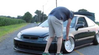 getlinkyoutube.com-Casey's Stanced Out Civic