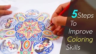 getlinkyoutube.com-5 Steps to Improve Your Coloring Skills