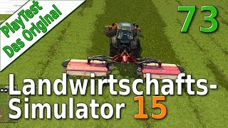 getlinkyoutube.com-LS15 PlayTest #73 Ein paar sehr offene Worte Landwirtschafts Simulator 15 deutsch HD