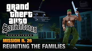getlinkyoutube.com-GTA San Andreas Remastered - Mission #26 - Reuniting the Families (Xbox 360 / PS3)