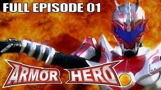 getlinkyoutube.com-Armor Hero 01 - Official Full Episode (English Dubbing & Subtitle)