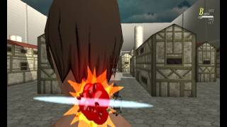 getlinkyoutube.com-attack on titan มาเล่นเฉยๆ 2