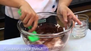 getlinkyoutube.com-[BOGASARI] Membuat Brownies Kukus Bersama Chef Hadi