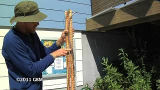 Learn how to Make a Bunyip Water Level with Brad Lancaster