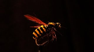 getlinkyoutube.com-Оса. Foam Wasp