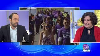 Nancy Parente nos habla del Alzheimer y de una caminata especial