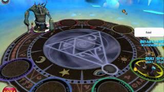 getlinkyoutube.com-Wizard101 Level 58 Storm Pet Quest