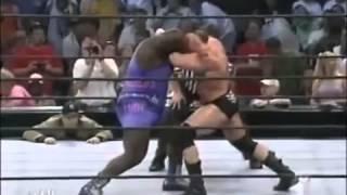 BROCK LESNAR Vs MARK HENRY   WWE