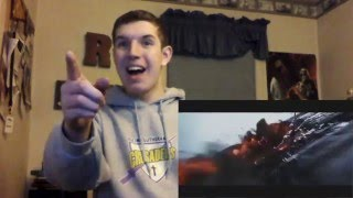 Star Wars: The Force Awakens Chinese International Trailer REACTION!