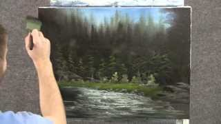 getlinkyoutube.com-Paint with Kevin Hill - Quiet Creek