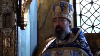 Проповедь архимандрита Филиппа в Неделю 12-ю по Пятидесятнице