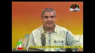 Il Palio degli Asinelli 2015 - Pier Paolo Soro, Presidente della Pro Loco di Ollolai