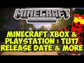 Minecraft Xbox & Playstation : TU17 UPDATE RELEASE , NEXT GENERATION RELEASE DATE & MORE!!!