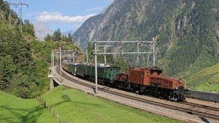 getlinkyoutube.com-Jubiläumsfahrt Gotthard-Giganten - von Flüelen bis Wassen am 10.9.11