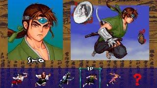 getlinkyoutube.com-Sengoku Blade (Arcade/Psikyo/1996 Sho) [720p]