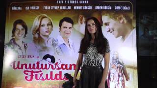 getlinkyoutube.com-Fahriye Evcen - Unutarsam Fisilda gala reportaji