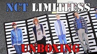 getlinkyoutube.com-NCT127 LIMITLESS Unboxing