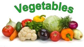 getlinkyoutube.com-Овощи на английском языке. Английский для начинающих.
