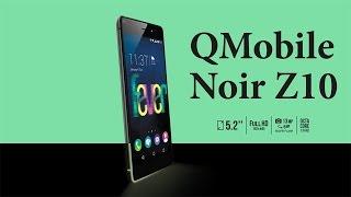 getlinkyoutube.com-QMobile Noir Z10 - Blazing Fast, Amazingly Slim!