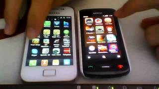 getlinkyoutube.com-Symbian Belle vs Android