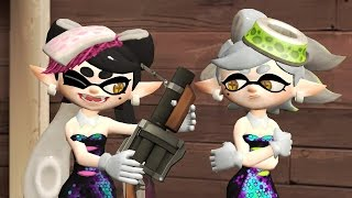 [Splatoon GMOD] Daily Squid Sisters