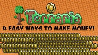 getlinkyoutube.com-Terraria : 4 Easy Ways to Make Money!
