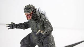 Neca Godzilla 2001 Godzilla Giant Monsters All-Out Attack Action figure