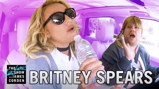 getlinkyoutube.com-Britney Spears Carpool Karaoke