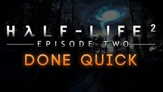 getlinkyoutube.com-Half-Life 2: Episode Two - Done Quick - 30:36 WR